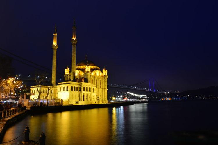 Nikon D5200 Ortaköy Istanbul Reflection EyeEm Best Shots