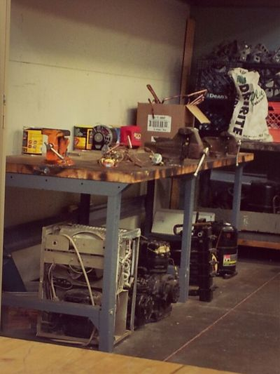 Brazing And Soldering Table