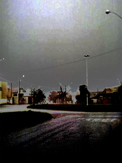RAIN ON THE SQUARE RAIN ON THE SQUARE Stylized Square Architecture Building Exterior Built Structure City Illuminated Lighting Equipment Nature Night No People Outdoors Plant Road Sky Street Street Light Transportation Tree Water