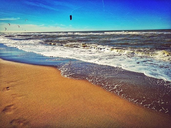 Have a nice day Sea Beach Sand Flying Water Beautiful ♥ Nice Day 🙌😄 Sunshine ☀ 🌞sun Have A Nice Day♥ 🌊🌊 ☀🌞