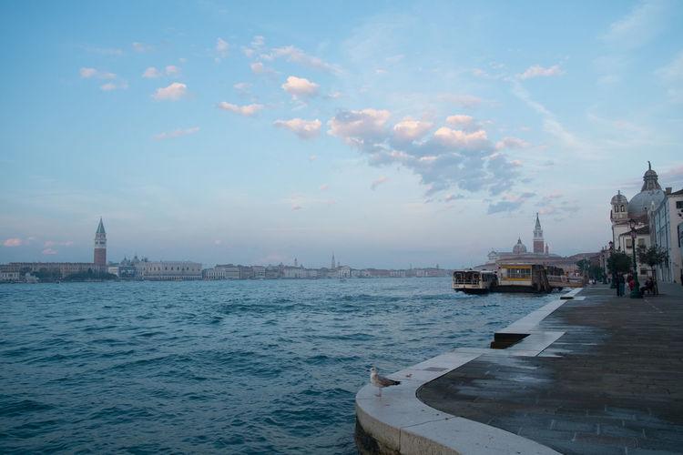 City Clouds