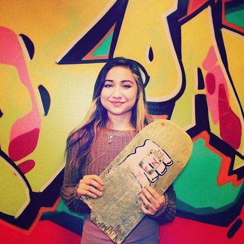Turning old decks into new art. Brokenskateboard Art Iphoneonly