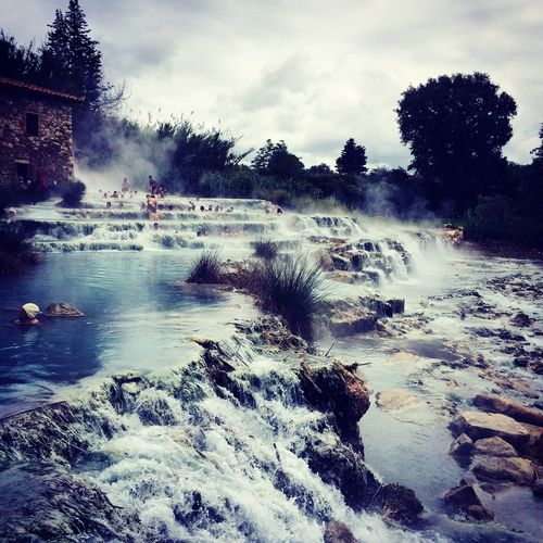 Saturnia Saturnia Toscana Italy❤️ Tuscany Terme Relaxing The Great Outdoors - 2017 EyeEm Awards