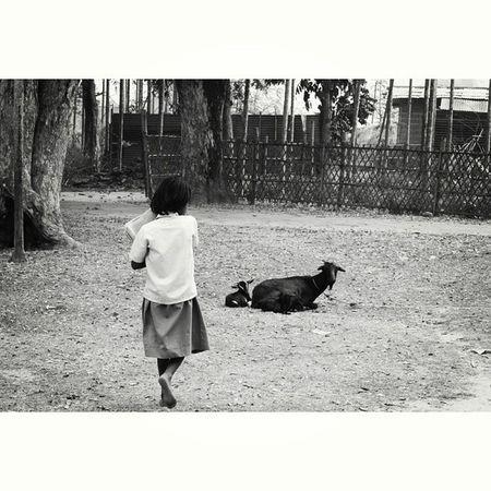 Them school days. Village School Going Kids There Life Villagephotography Photography Love Mypixeldiary Thememorylane