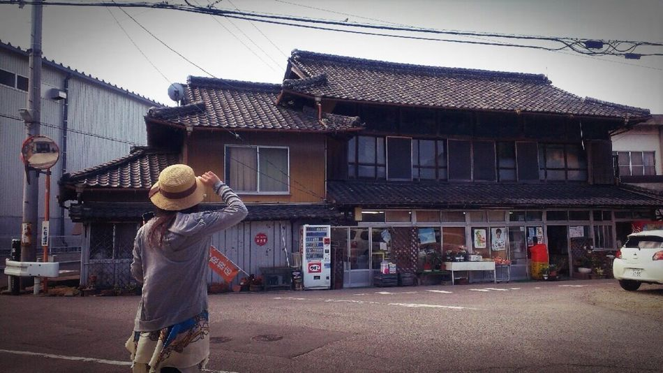 須崎食料品店。看板のないうどん屋さん。2014.5.2 Udon Udon Noodles Shikoku Kagawa うどん 四国 香川 Japanese Food Travel 旅