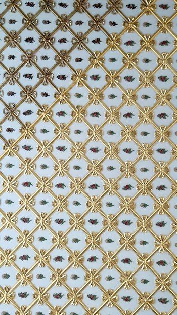 Beautiful Walls Wall Decoration Ottoman Empire Ottoman Style Ottomanpalace Topkapi Palace Topkapisarayi Nice Design Amazing Architecture Ottoman Art Ottoman Times Golden Wall Gold Golden Details