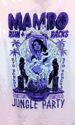 Mambo Rum+racks Rum & Racks Tshirts Tee Shirt Tee Shirts T Shirt Collection T Shirts Tshirt T Shirt Tshirtoftheday T Shirt Of The Day Tshirtcollection Tshirtporn Bongo Party Teeshirt Mambo. Teeshirts Rumandracks T Shirt Art Mambo 🌞🌴🍹 Rum And Racks Jungle Party Jungleparty Mambo!