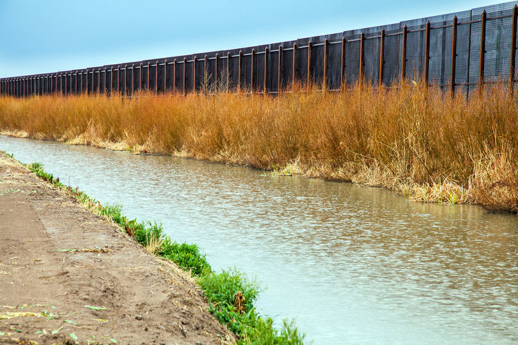 US Border Fence