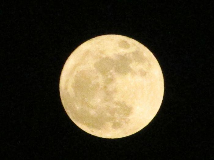 Super Moon Moon