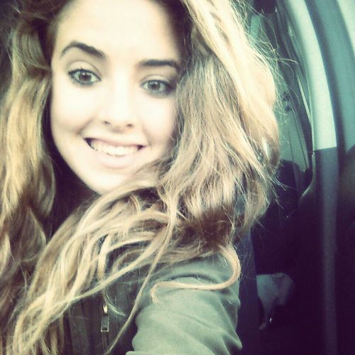 Smile#blonde