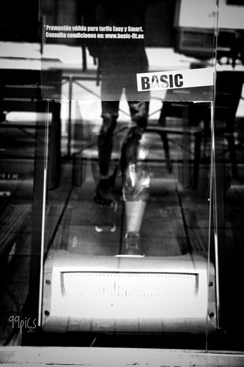Two o four legs? Blackandwhite Blackandwhite Photography Silhouette Shadow La Vida En Un Reflejo Black And White Obsession Ale, Beautiful Name For A Reflection. Sports Text Communication Transportation Public Transportation Day People Indoors  City