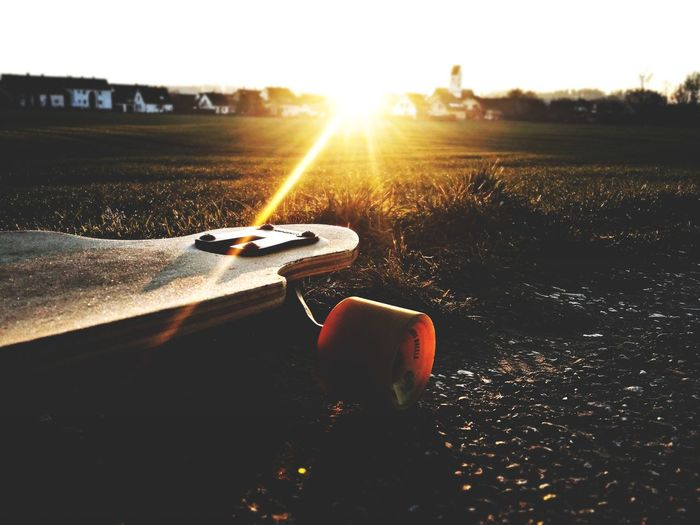 Longboard Goodlife Photography Sunset Sport first eyeem photo