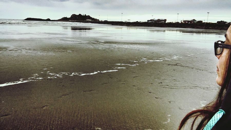 Where the Rivers meet the Sea. Darkcoast First Eyeem Photo