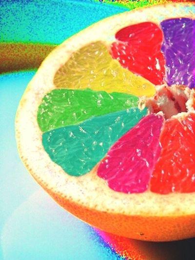colour#pink#blue#yellho#orange