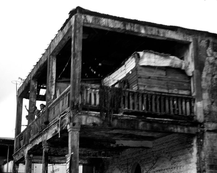 Old house in Colon Blackandwhite Panamá EyeEm Masterclass EyeEm Best Shots