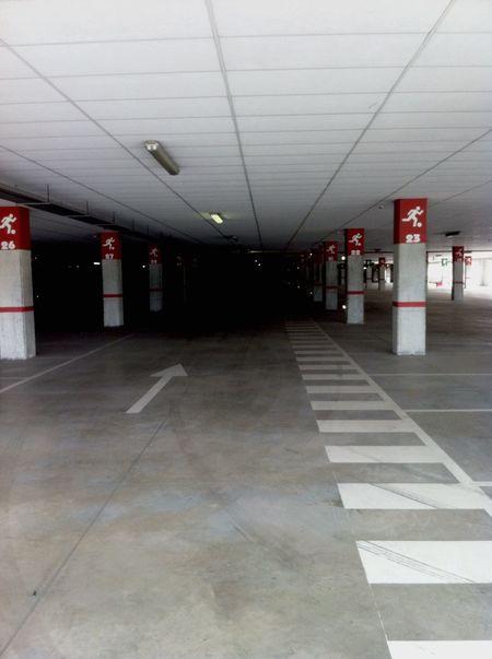 Urban 4 Filter Parking Lot Empty Space Eye Em Adventure