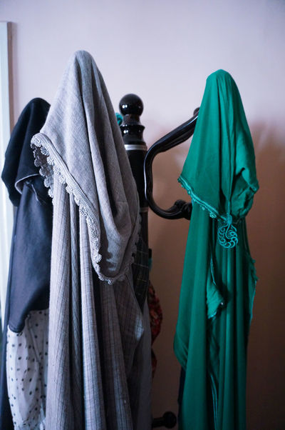 What Color for today 💃 Djellaba Traditional Clothing North Africa Maghreb Berber  Green Grey Lightweight Cotton Cultural Heritage Made In Morocco Wool Baggy Hood جلابة جلباب Clothing Hanging Togetherness Culture And Tradition Clothes Clothing Store MnM MnMl