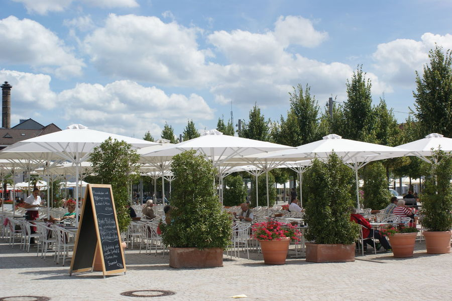 Brewery Cafe Cozy Plaza Relaxing Restaurant Skkyline Tourism