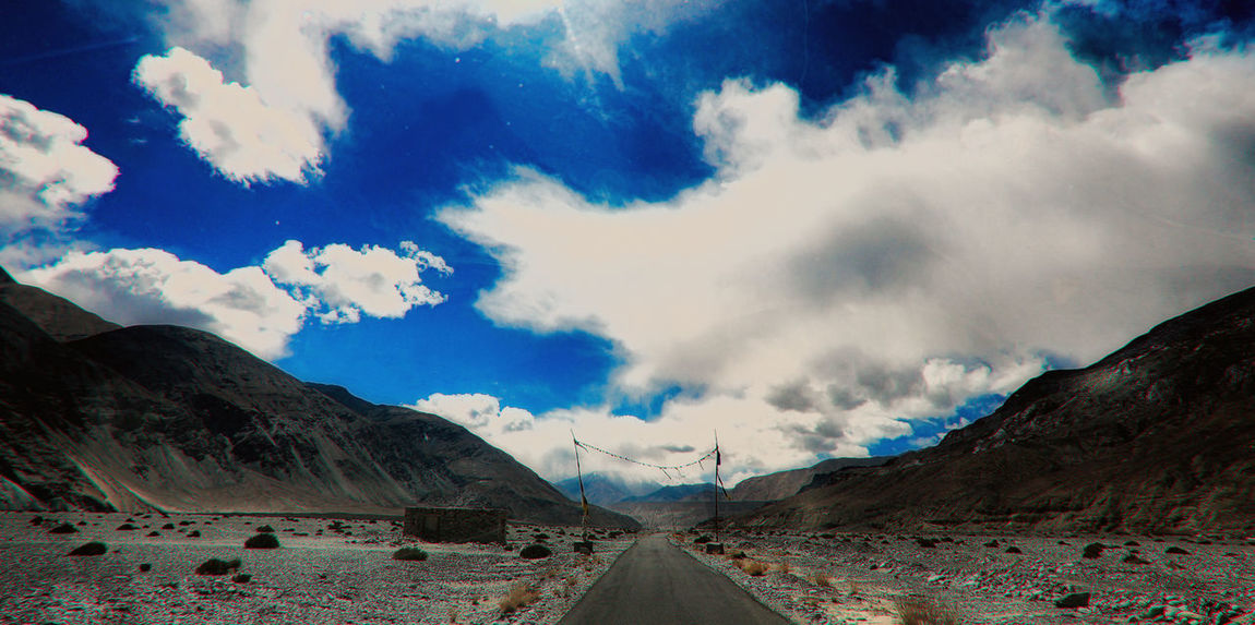 GoProhero6 India Arid Climate Beauty In Nature Cloud - Sky Day Environment Gopro Indiapictures Land Landscape Mountain Mountain Range Nature No People Outdoors Sky Vscocam