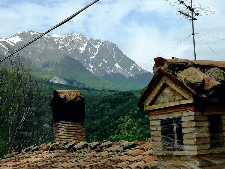 Mountain Sky Architecture