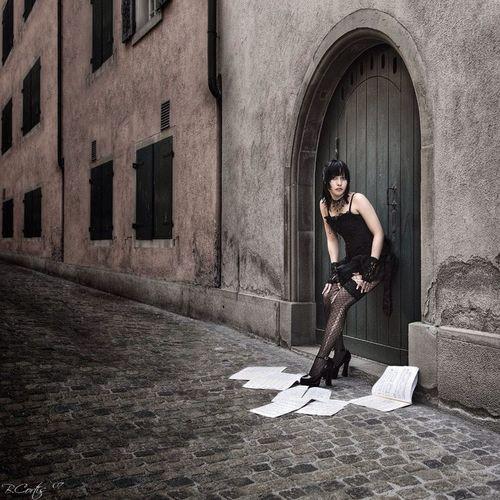 Gothic Beauty Dark © b.cortis www.cortis.info