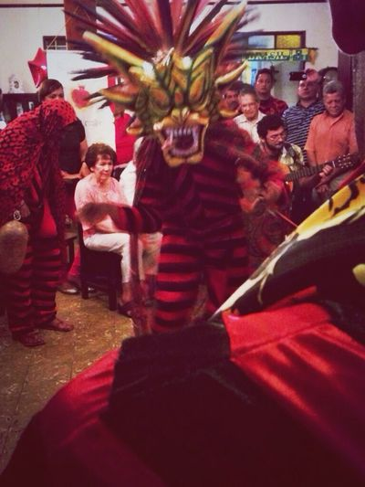 Dirty devil in action - Chitre, Panama Enjoying Life Panamá Colors