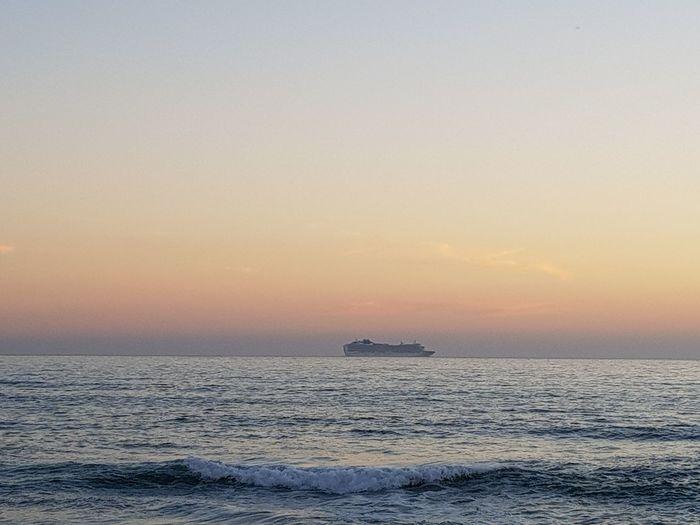 Horizon Over