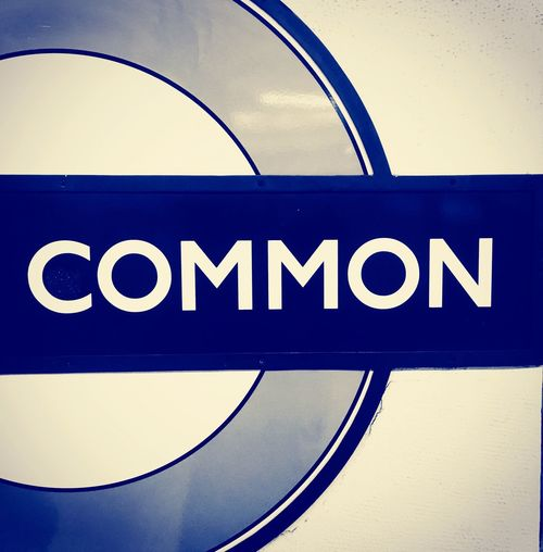Common Photography Blackandwhite City Urban Travel Common Ealing Common Station Parade #londonunderground #commute Tubetrain #station #platform Text Communication Western Script Sign Capital Letter No People Information Information Sign Symbol