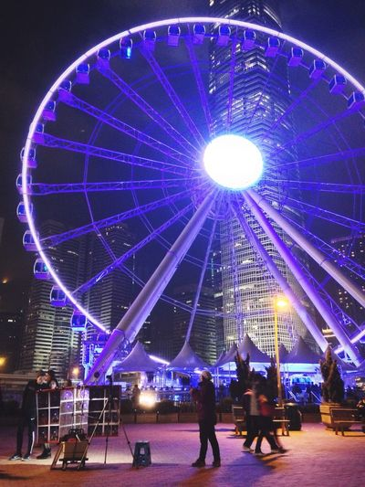 HongKong attempts to move one more step toward English Aia The Real Life Is A Carnival Ferriswheel Carnival 😚 LondonEye