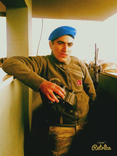 Turkish Army Comando Taking Photos Hello World Followme