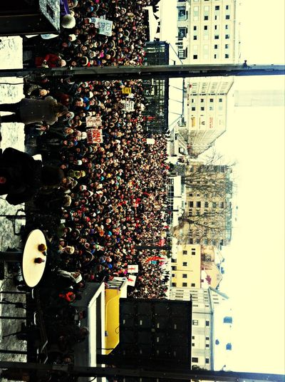 Samtycke ActivismWinter Stockholm