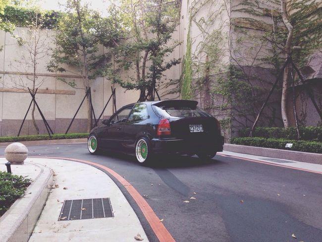 Hellaflush Civic Stance Ek9