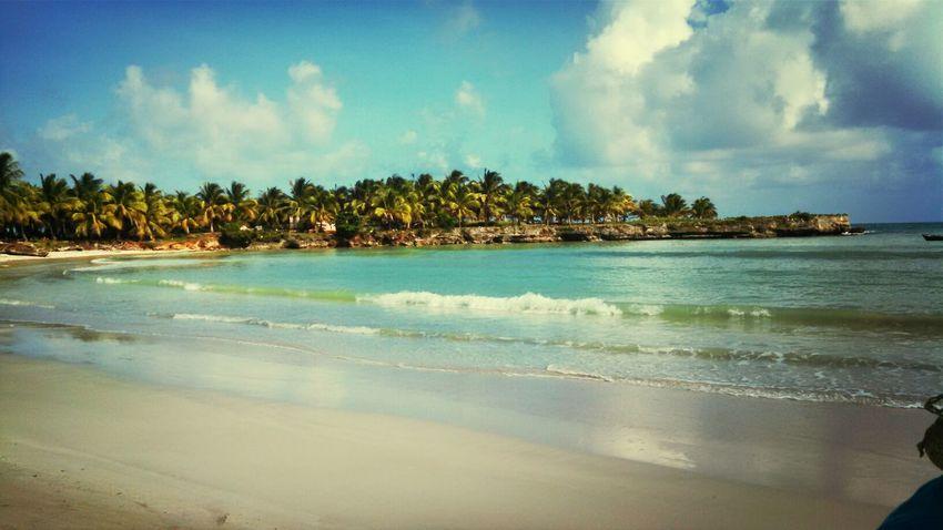 The beaches of St. Martin in Haiti Relaxing Haiti