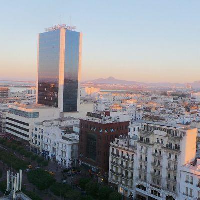 Sunset Tunis Tunisie Tunisia 14juin2013 instagramtn instathemeday
