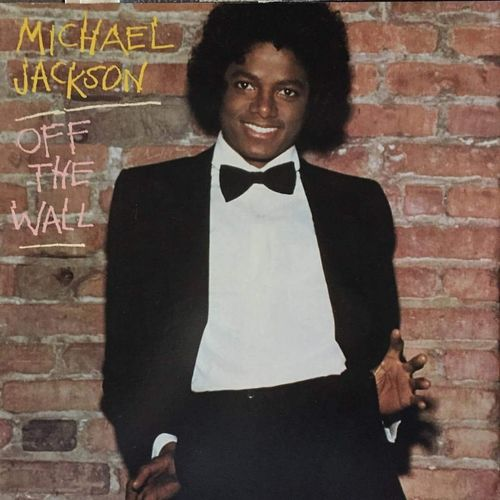 MICHAEL JACKSON ALBUM OFF THE WALL SINCE 1979