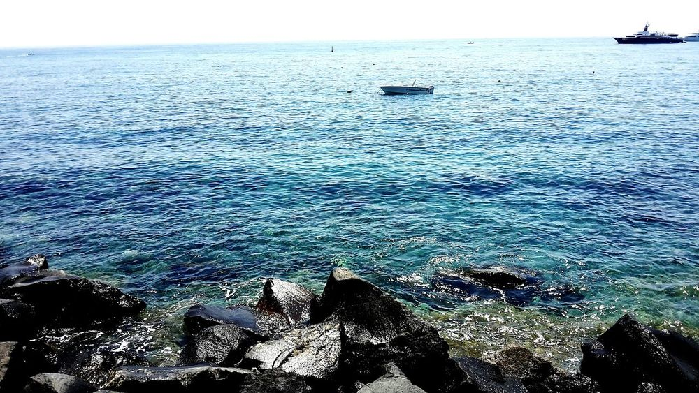 Sea MyWonderfulSea Sicily ❤️❤️❤️ First Eyeem Photo Nature_collection Sea_collection EyeEm Nature Lover Popolarphoto Sea And Sky Giardininaxos
