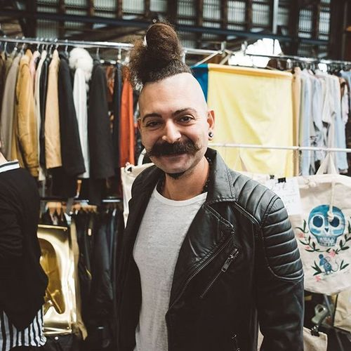 • w w w . e u g e n i o m a r o n g i u . i t • Milan East Market 1 thanks to @domenicobullo - Take a look at the whole gallery clicking on the link in my profile! thank you 💪😀👍EASTMARKET Eastmarketmilano Vintage Portrait Man Eccentric Alternative Hipster Lifestyle Streetphotography Everyday_italy Cool Moustache Visualauthority Livefolk Portraitpage Instagoodmyphoto Vscoportrait Folkportraits Peoplescreatives SocalityLiveSD Everydayfoto Folkcreative HumansMagazine Shotaward postmoreportraits exclusiveshot shootermag igersmilano milano