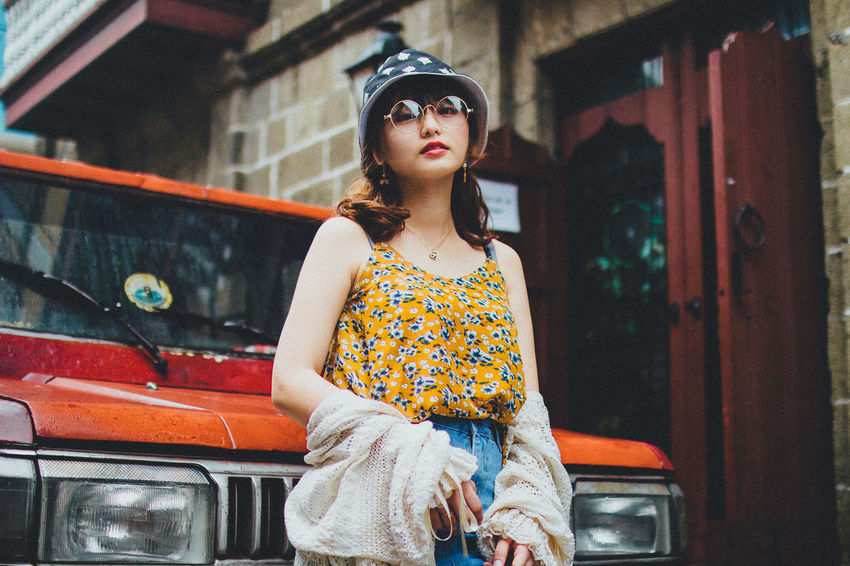 Asian  Color Portrait EyeEm Best Edits EyeEm Best Pics EyeEm Best Shots Eyeem Philippines Portrait Of A Woman Woman Day One Person Real People Woman Portrait Women Young Adult Young Women