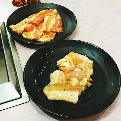 食べもの Food Foods 安楽亭 やきにく 焼き肉 焼き肉♡ Beef SLICE Plate Food And Drink
