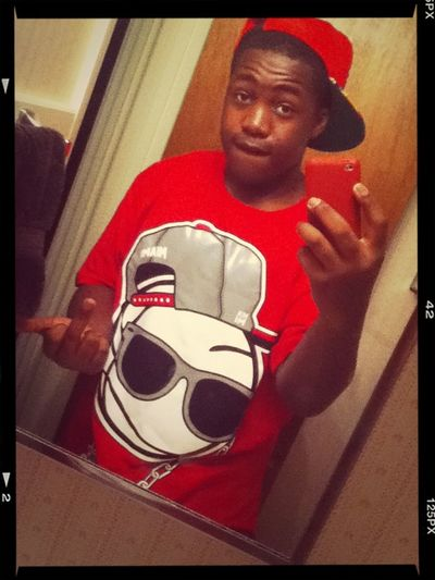 That's Me On My Shirt #Swaggfull
