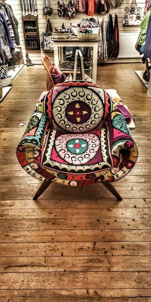 Somewhere over the rainbow 🌈 Chair Pattern Crafted Beauty Softness Warmth Feeling Good Seating Sit Pattern Art And Craft Close-up Handmade Wooden Floor Embroidery Craft Product ArtWork Craft Crochet Needlecraft Product