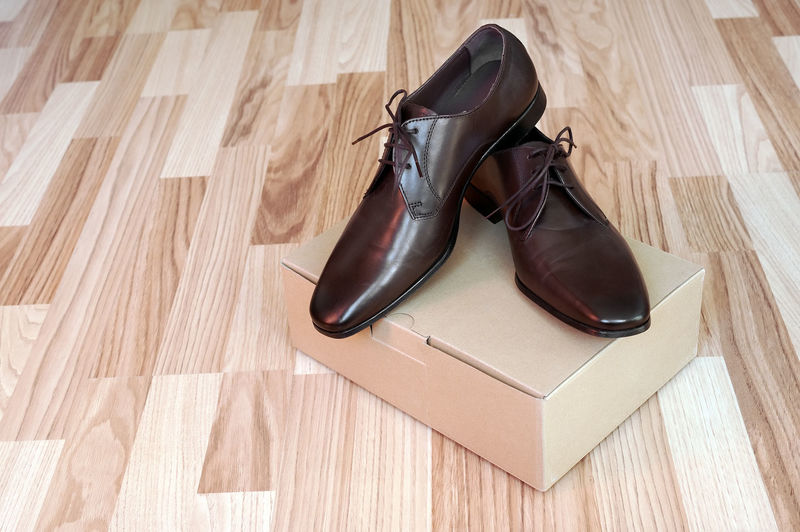 Article Class Clothing Clothing Line Fashion High Angle View Leather New Shoe Shoe