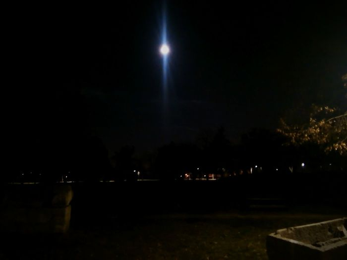 3XSPUnity Night Illuminated Dark Moon No People Outdoors Scenics Sky Beauty In Nature Nature Astronomy