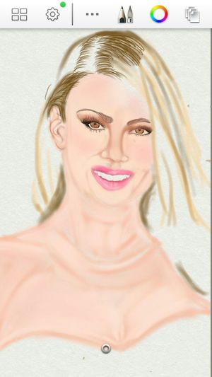 Inprogress My Artwork Digital Art Drawing MYArtwork❤ EyeEm Gallery Beginning Art Eyem Gallery Sexysexysexy