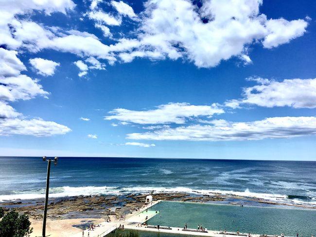 • Bondi Beach • Naturepool Australia Sky Beach Bondi View