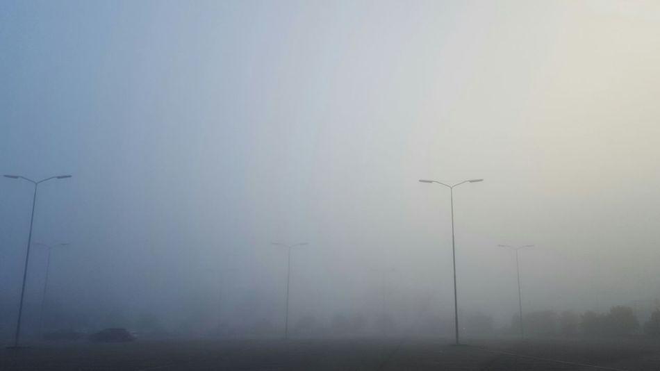 Fog No People Foggy Morning Misty Mornings Morning Dew Morning Light Citylife Tranquility Cold Temperature Outdoors