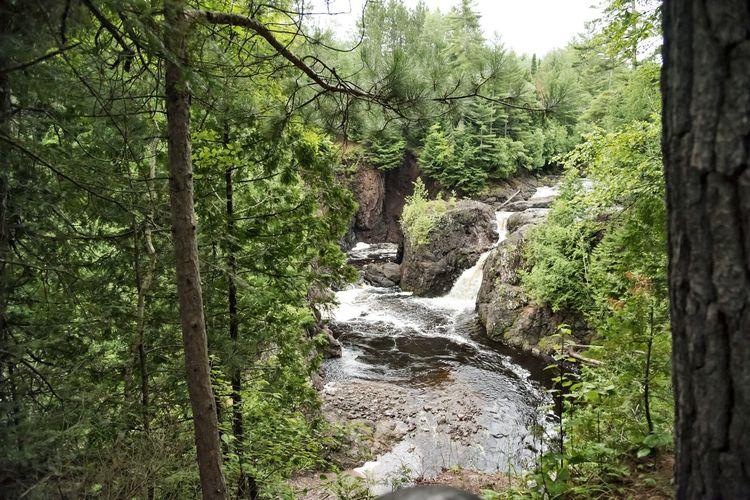 Copper Falls,