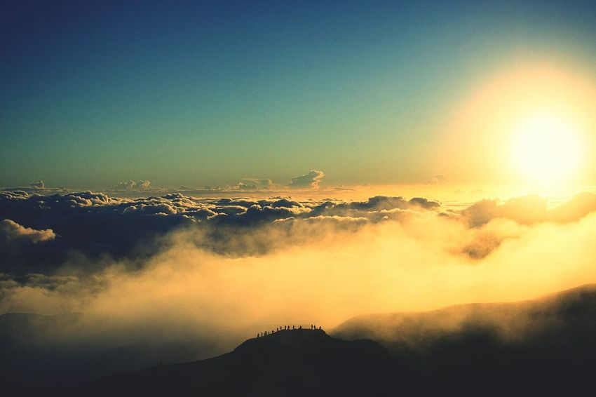 Mt. Pulag, Kabayan, Benguet, Philippines First Eyeem Photo Sunrise Sea Of clouds Pinoy Pinoy Mountaineer Traveling Mountains Philippines EyeEmNewHere Eyeem Philippines
