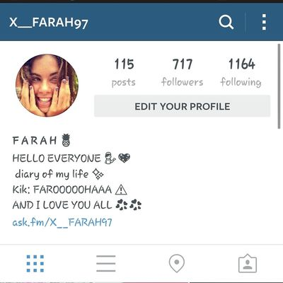 Instagram Follow Me Welcome