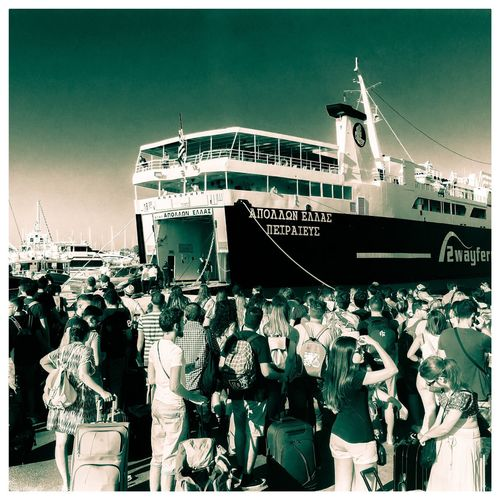Travel Voyage Adventure Journey Ship Detail The Journey Is The Destination Hello World Monochrome Blackandwhite Check This Out Skiathos_island EyeEm Gallery Hi! Black And White Story Exodus Movement Of The People Anticipation Taking Photos Hanging Out End Of The Day Showcase July